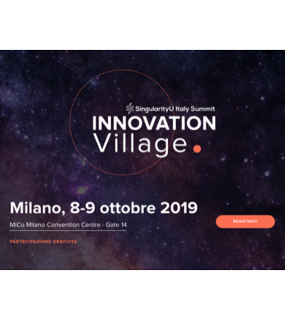Garanteasy al SingularityU Italy Summit