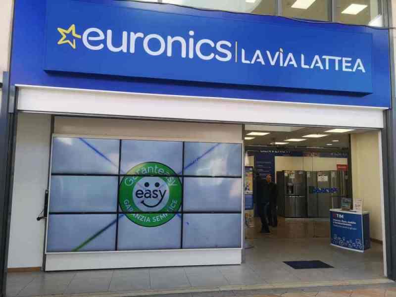 Garanteasy attivo in Euronics