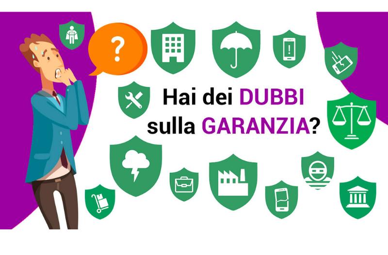 Hai dei dubbi sulla Garanzia? Segui il nostro canale YouTube!