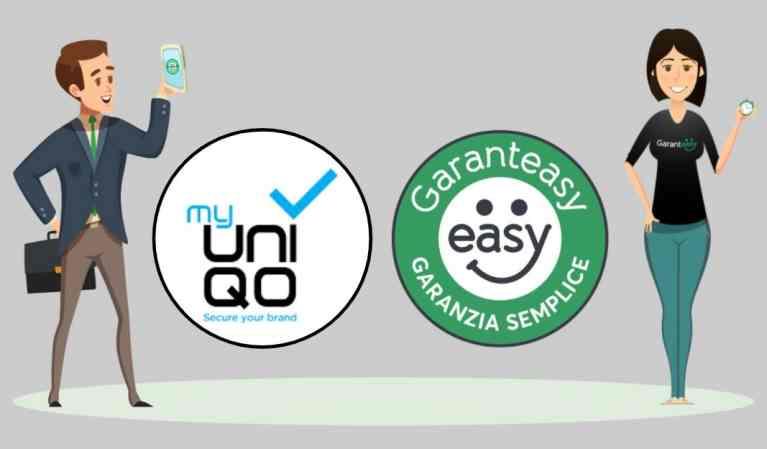 Nuova partnership Garanteasye MyUniqo